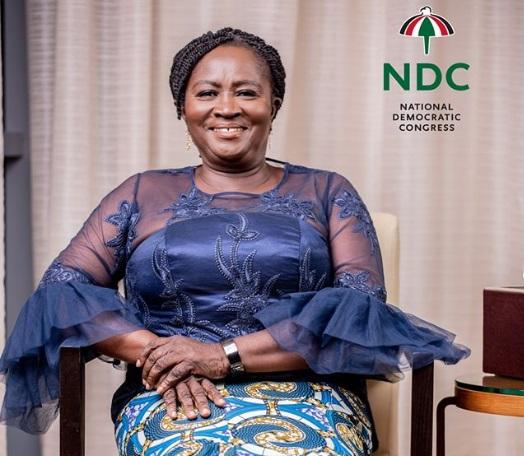 Naana Jane Opoku Agemang